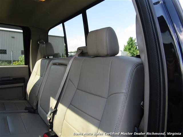 2008 Ford F-450 Super Duty Lariat 6.4 Twin Turbo Diesel 4X4 Dually Crew Cab Long Bed - Photo 27 - Richmond, VA 23237
