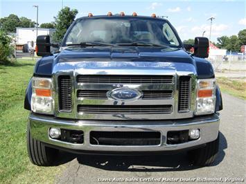 2008 Ford F-450 Super Duty Lariat 6.4 Twin Turbo Diesel 4X4 Dually Crew Cab Long Bed - Photo 10 - Richmond, VA 23237