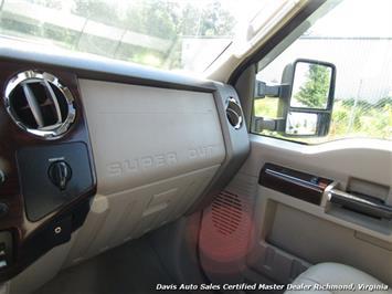 2008 Ford F-450 Super Duty Lariat 6.4 Twin Turbo Diesel 4X4 Dually Crew Cab Long Bed - Photo 24 - Richmond, VA 23237