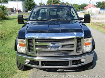 2008 Ford F-450 Super Duty Lariat 6.4 Twin Turbo Diesel 4X4 Dually Crew Cab Long Bed - Photo 11 - Richmond, VA 23237