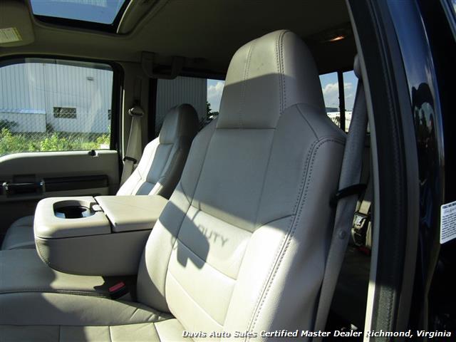 2008 Ford F-450 Super Duty Lariat 6.4 Twin Turbo Diesel 4X4 Dually Crew Cab Long Bed - Photo 20 - Richmond, VA 23237