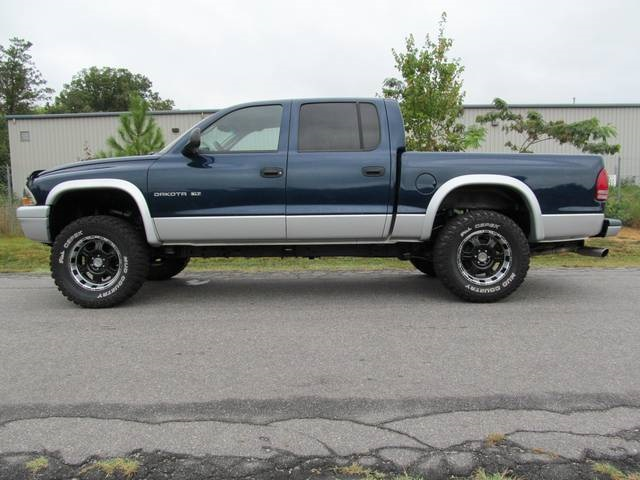 Ddc E B on 95 Dodge Dakota Lifted