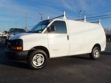 2006 Chevrolet Express 2500 Van