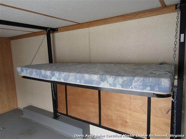 2007 Work And Play Forest River 30 Foot  Toy Hauler Camper - Photo 42 - Richmond, VA 23237