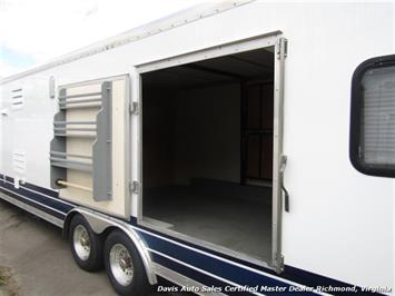 2007 Work And Play Forest River 30 Foot  Toy Hauler Camper - Photo 6 - Richmond, VA 23237