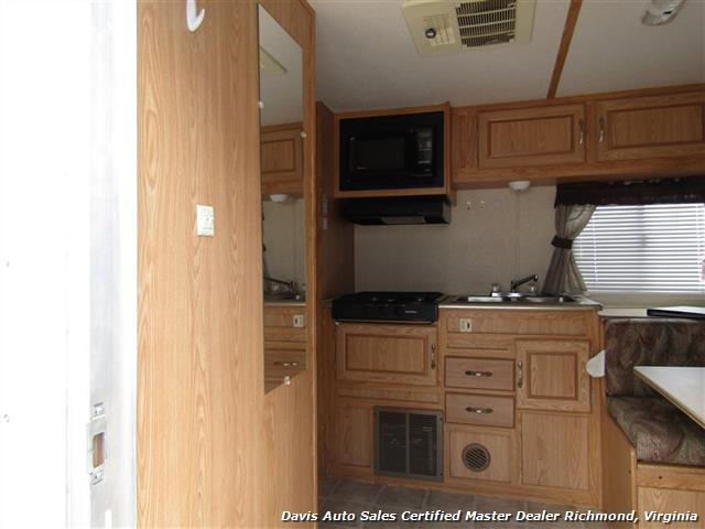 2007 Work And Play Forest River 30 Foot  Toy Hauler Camper - Photo 50 - Richmond, VA 23237