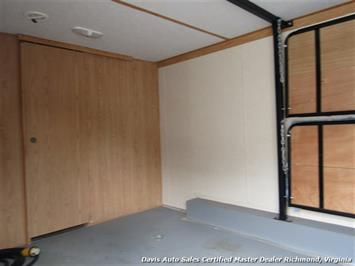 2007 Work And Play Forest River 30 Foot  Toy Hauler Camper - Photo 10 - Richmond, VA 23237