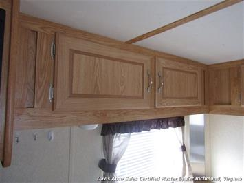 2007 Work And Play Forest River 30 Foot  Toy Hauler Camper - Photo 36 - Richmond, VA 23237