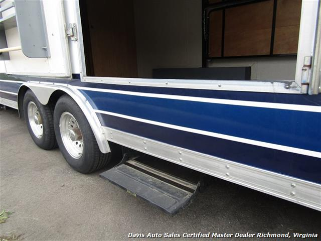 2007 Work And Play Forest River 30 Foot  Toy Hauler Camper - Photo 47 - Richmond, VA 23237