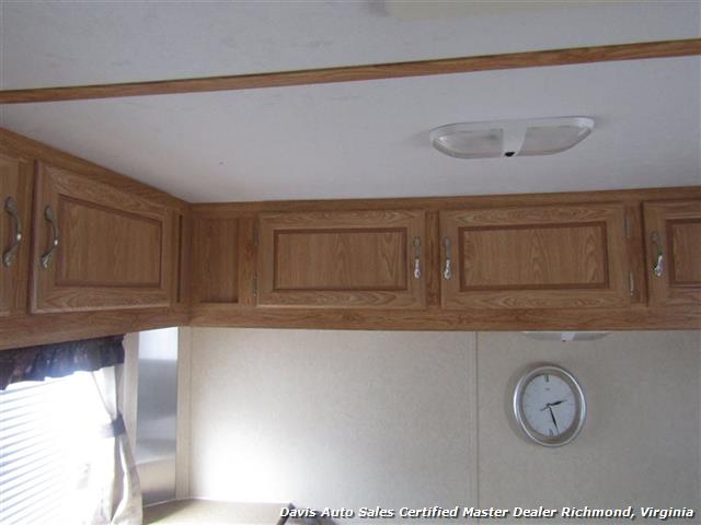 2007 Work And Play Forest River 30 Foot  Toy Hauler Camper - Photo 35 - Richmond, VA 23237