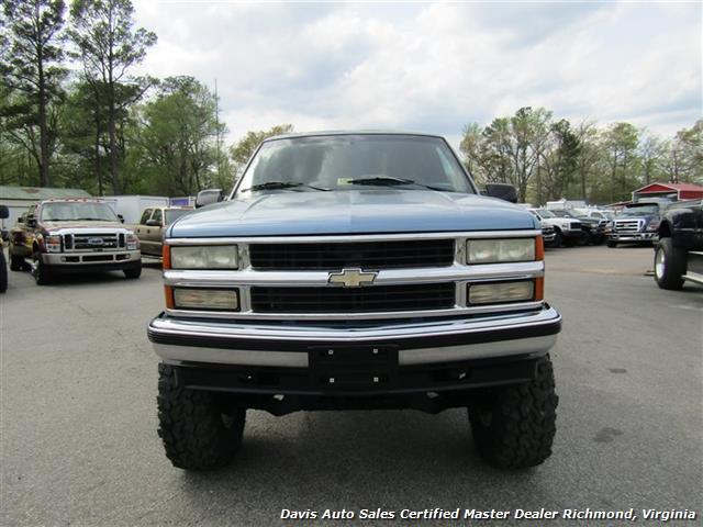 1995 Chevrolet Suburban K 1500 LT 4X4 Lifted - Photo 15 - Richmond, VA 23237