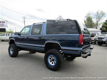 1995 Chevrolet Suburban K 1500 LT 4X4 Lifted - Photo 3 - Richmond, VA 23237