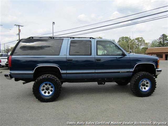 1995 Chevrolet Suburban K 1500 LT 4X4 Lifted - Photo 12 - Richmond, VA 23237