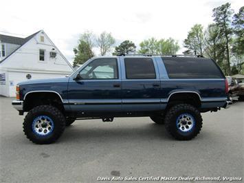 1995 Chevrolet Suburban K 1500 LT 4X4 Lifted - Photo 2 - Richmond, VA 23237