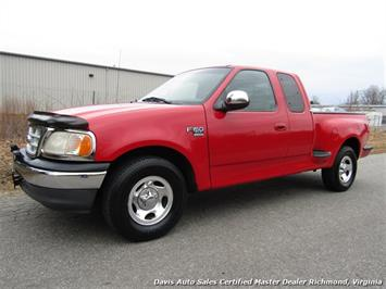 2000 Ford F-150 XLT Extended Quad Cab Flareside Truck