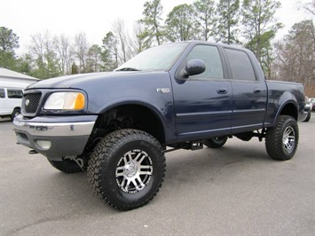 2002 Ford F-150 King Ranch Truck