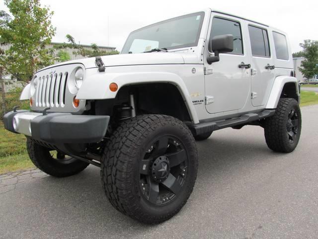2008 jeep wrangler unlimited sahara lifted off road 4x4 manual. Black Bedroom Furniture Sets. Home Design Ideas
