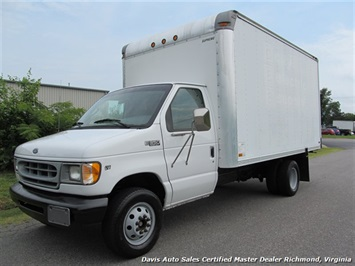 2001 Ford E-Series Chassis E-350 SD Van