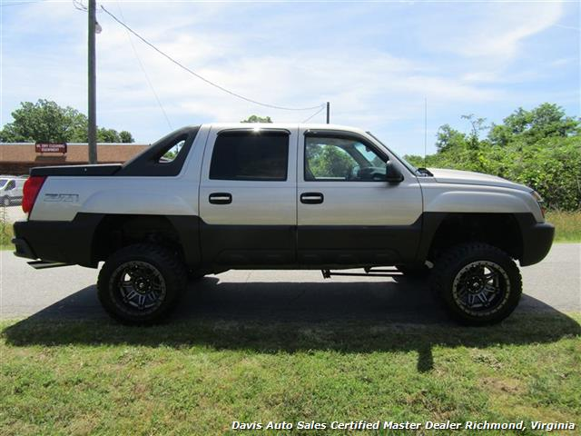 2005 Chevrolet Avalanche 1500 Z71 Lifted 4X4 Crew Cab Short Bed - Photo 11 - Richmond, VA 23237