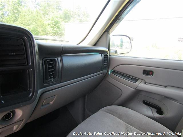 2005 Chevrolet Avalanche 1500 Z71 Lifted 4X4 Crew Cab Short Bed - Photo 24 - Richmond, VA 23237