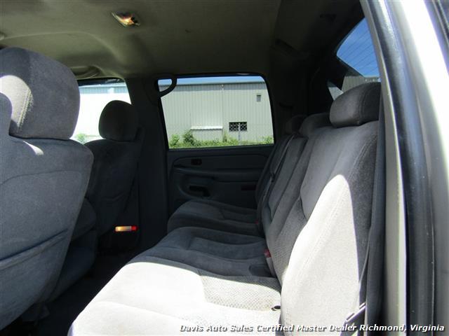 2005 Chevrolet Avalanche 1500 Z71 Lifted 4X4 Crew Cab Short Bed - Photo 26 - Richmond, VA 23237