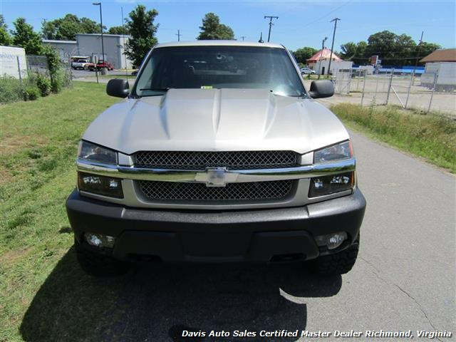 2005 Chevrolet Avalanche 1500 Z71 Lifted 4X4 Crew Cab Short Bed - Photo 14 - Richmond, VA 23237