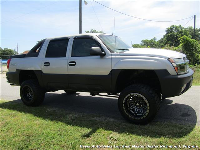 2005 Chevrolet Avalanche 1500 Z71 Lifted 4X4 Crew Cab Short Bed - Photo 12 - Richmond, VA 23237