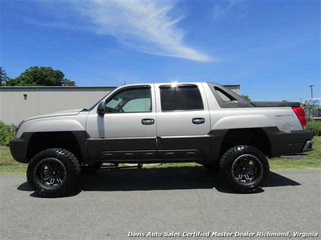 2005 Chevrolet Avalanche 1500 Z71 Lifted 4X4 Crew Cab Short Bed - Photo 2 - Richmond, VA 23237