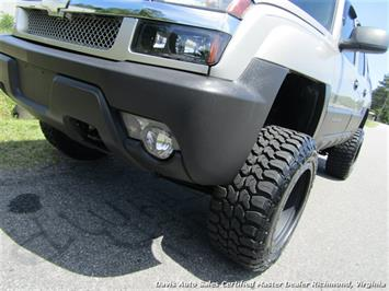 2005 Chevrolet Avalanche 1500 Z71 Lifted 4X4 Crew Cab Short Bed - Photo 15 - Richmond, VA 23237