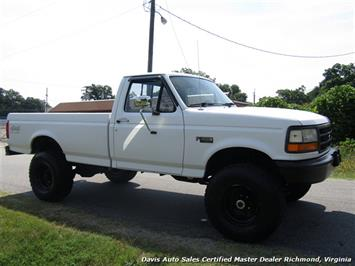 1993 Ford F-250 F-350 Super Duty XL Lifted Dana 60 Classic OBS 4X4 - Photo 12 - Richmond, VA 23237