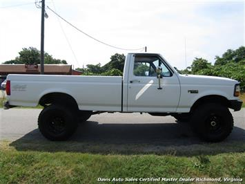 1993 Ford F-250 F-350 Super Duty XL Lifted Dana 60 Classic OBS 4X4 - Photo 11 - Richmond, VA 23237