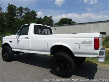 1993 Ford F-250 F-350 Super Duty XL Lifted Dana 60 Classic OBS 4X4 - Photo 3 - Richmond, VA 23237