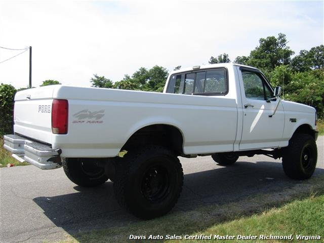 1993 Ford F-250 F-350 Super Duty XL Lifted Dana 60 Classic OBS 4X4 - Photo 5 - Richmond, VA 23237