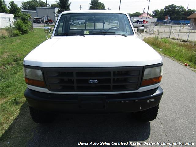 1993 Ford F-250 F-350 Super Duty XL Lifted Dana 60 Classic OBS 4X4 - Photo 14 - Richmond, VA 23237