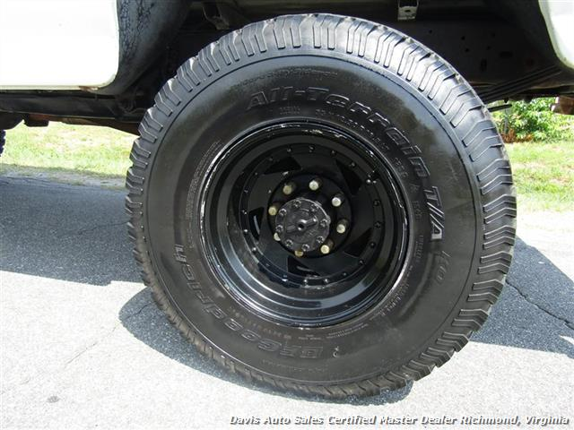 1993 Ford F-250 F-350 Super Duty XL Lifted Dana 60 Classic OBS 4X4 - Photo 18 - Richmond, VA 23237