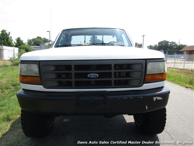1993 Ford F-250 F-350 Super Duty XL Lifted Dana 60 Classic OBS 4X4 - Photo 13 - Richmond, VA 23237