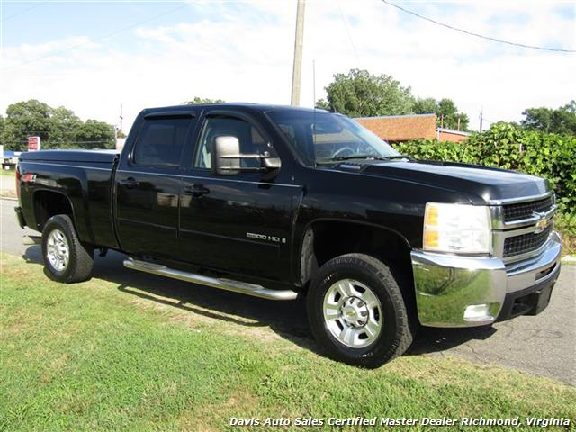 2007 chevrolet silverado 2500 hd 6 6 duramax diesel ltz. Black Bedroom Furniture Sets. Home Design Ideas