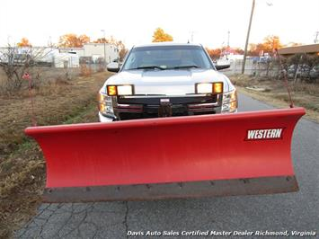2009 Chevrolet Silverado 2500 HD LTZ Crew Cab Short Bed 4x4 Duramax Diesel Truck