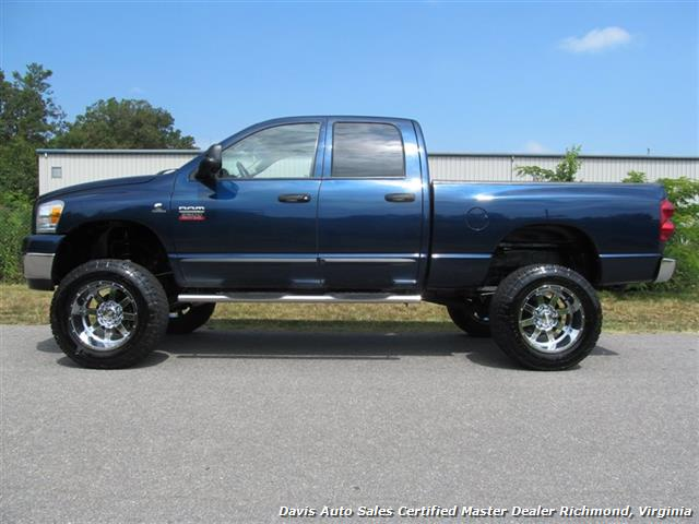 2007 dodge ram 2500 slt 5 9 cummins diesel 4x4 quad cab short bed. Black Bedroom Furniture Sets. Home Design Ideas