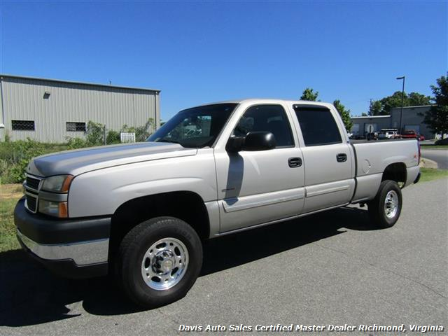 2005 chevy 2500 tow