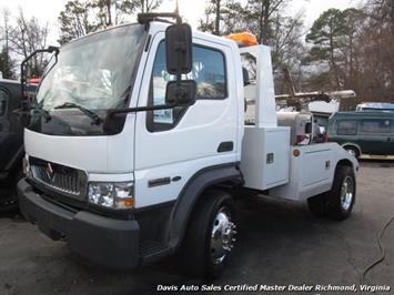 2007 Ford Low Cab Forward LCF 450 DRW Wrecker/Repo Tow Truck