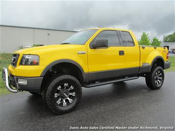 2004 Ford F-150 FX4 4X4 SuperCab Short Bed Truck