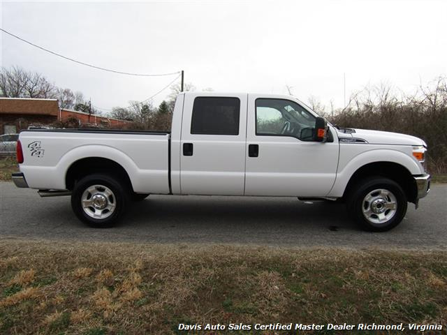 2016 Ford F-250 Super Duty XLT 4X4 Crew Cab Short Bed - Photo 21 - Richmond, VA 23237
