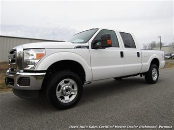 2016 Ford F-250 Super Duty XLT 4X4 Crew Cab Short Bed Truck