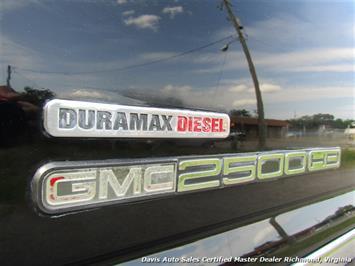 2005 GMC Sierra 2500 HD SLT 6.6 Duramax Diesel 4X4 Crew Cab Short Bed - Photo 24 - Richmond, VA 23237