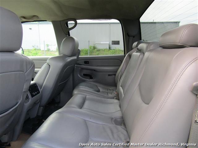 2005 GMC Sierra 2500 HD SLT 6.6 Duramax Diesel 4X4 Crew Cab Short Bed - Photo 19 - Richmond, VA 23237