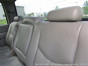 2005 GMC Sierra 2500 HD SLT 6.6 Duramax Diesel 4X4 Crew Cab Short Bed - Photo 25 - Richmond, VA 23237