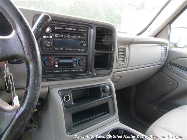 2005 GMC Sierra 2500 HD SLT 6.6 Duramax Diesel 4X4 Crew Cab Short Bed - Photo 7 - Richmond, VA 23237