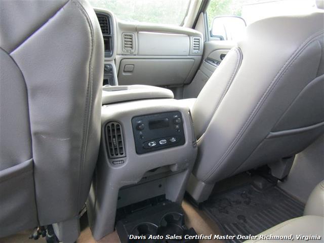 2005 GMC Sierra 2500 HD SLT 6.6 Duramax Diesel 4X4 Crew Cab Short Bed - Photo 26 - Richmond, VA 23237