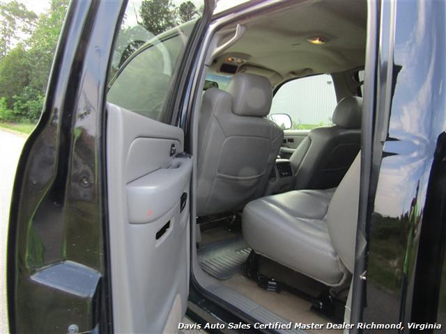 2005 GMC Sierra 2500 HD SLT 6.6 Duramax Diesel 4X4 Crew Cab Short Bed - Photo 18 - Richmond, VA 23237